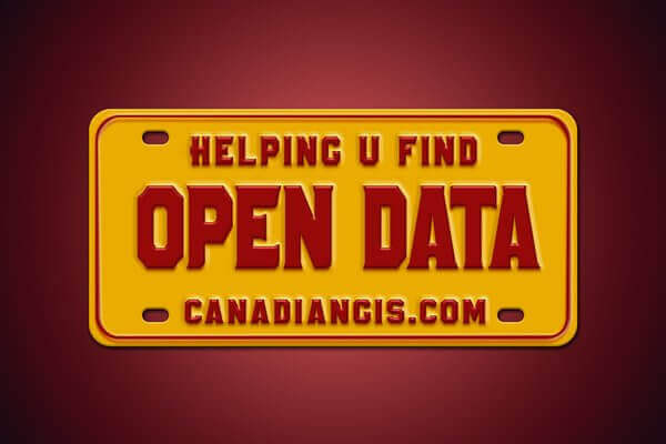 Download Canadian Free and Open Data