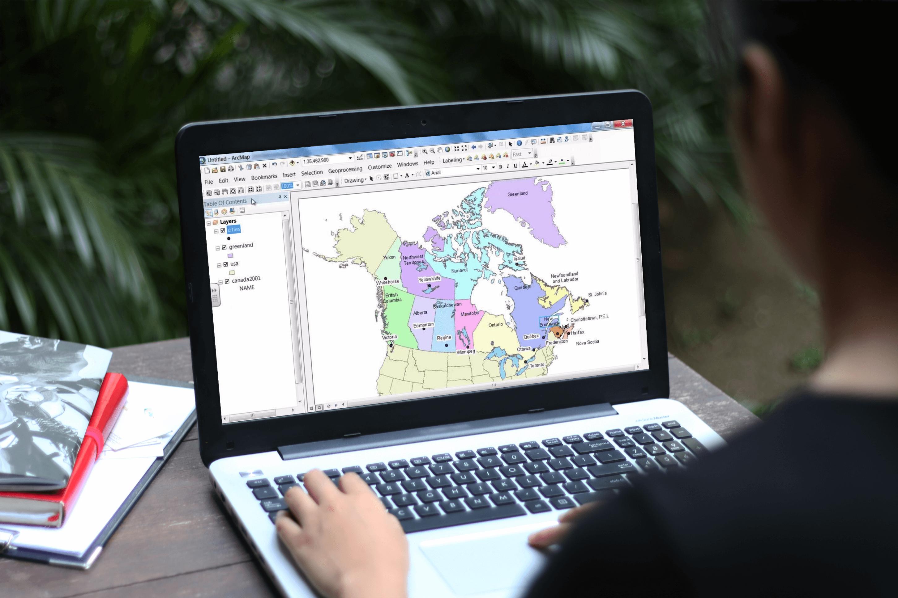 Summer Student - GIS Analyst