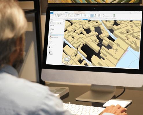 3D Geodesign Analyst