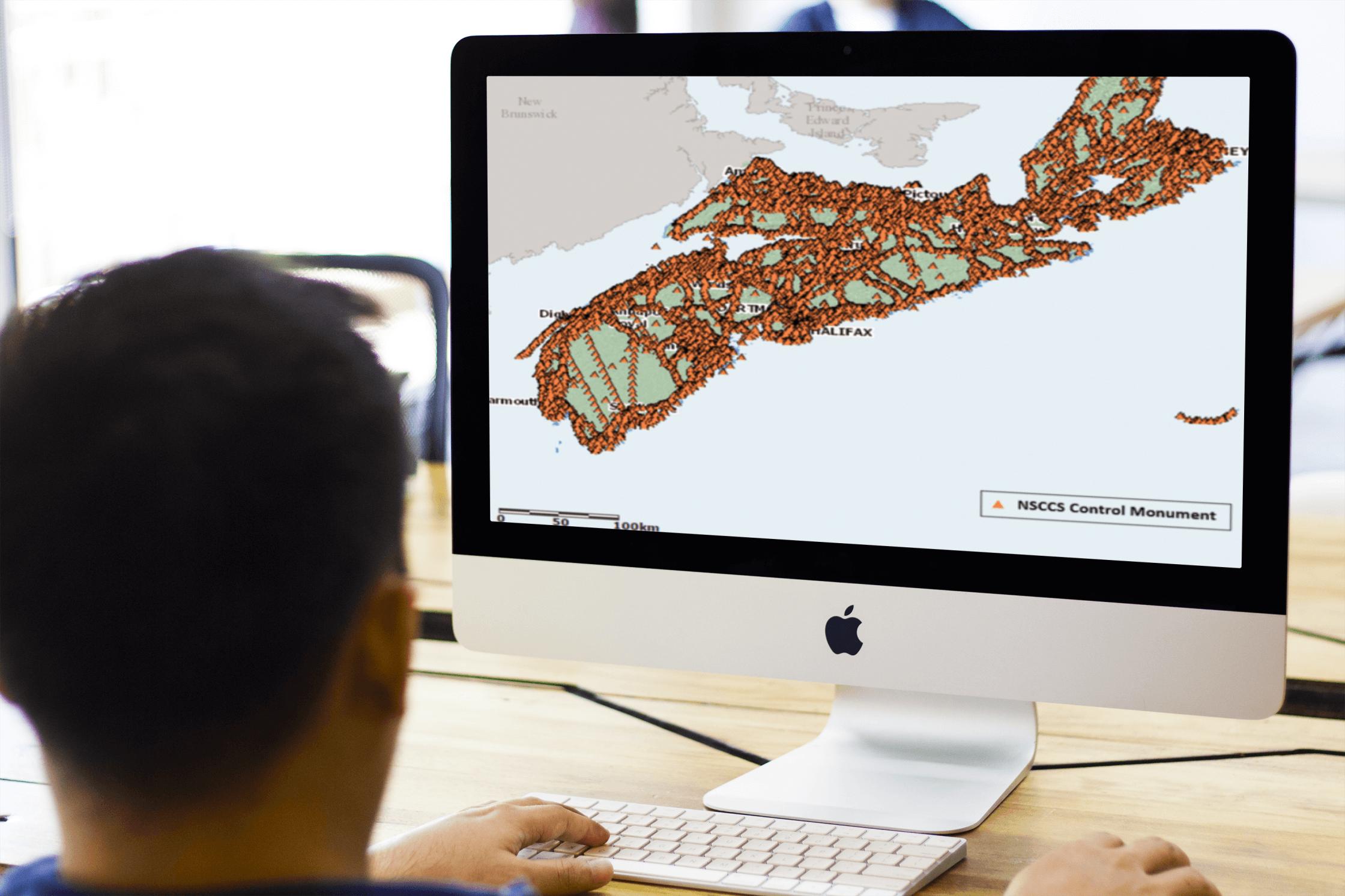 Forestry GIS Programmer/Analyst
