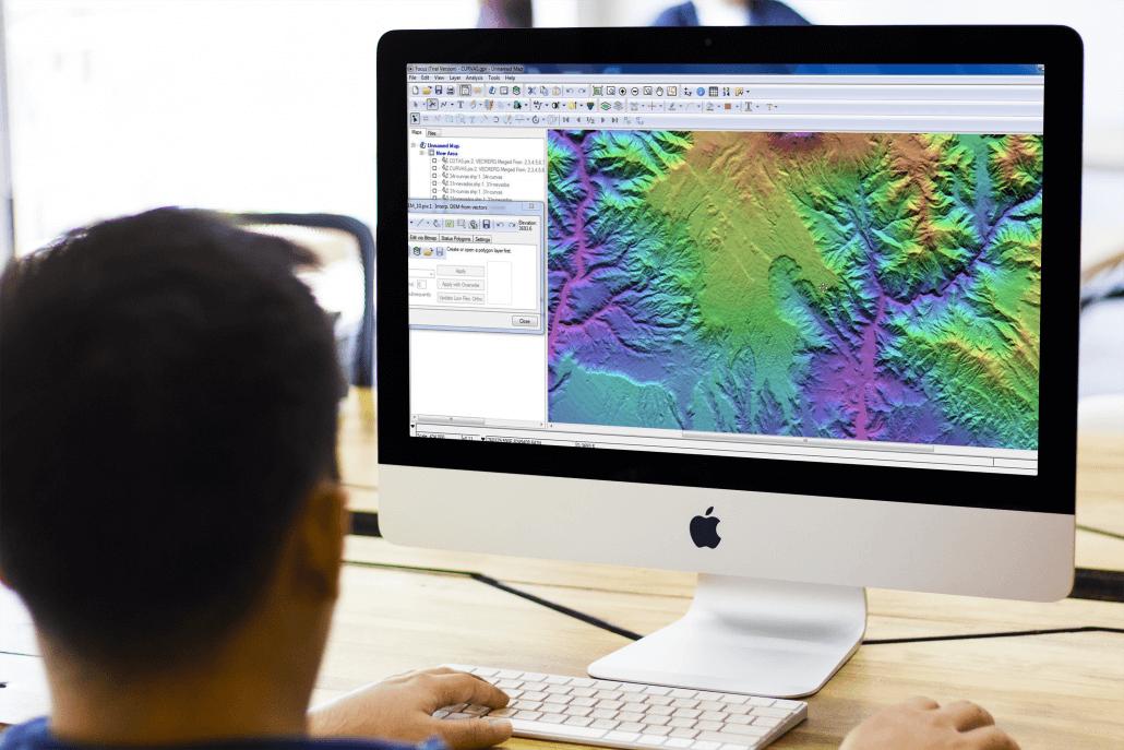 Aerial Geomatics Technician - Field Operator with Terra Remote Sensing Inc