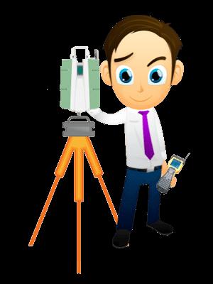 GIS jobs - Surveyor with tripod