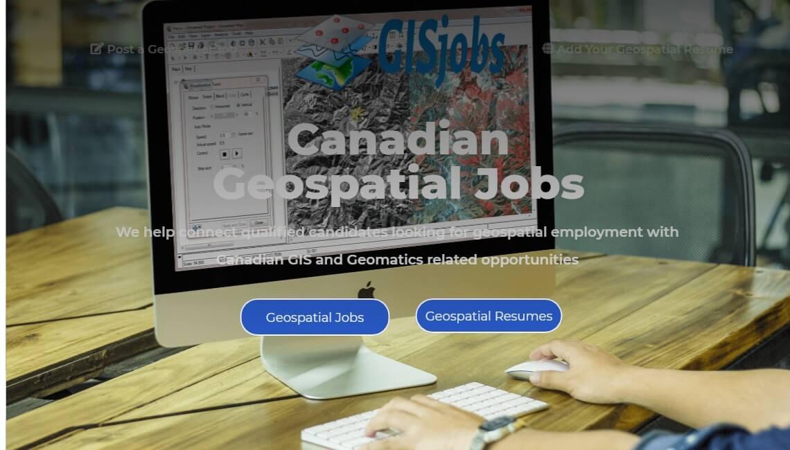Canadian GIS Jobs